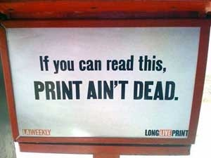 death-of-print
