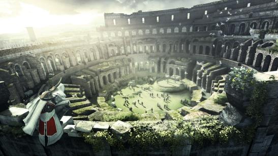 Assassin's Brotherood, secondo capitolo della saga, è ambientato nella Roma dei Borgia