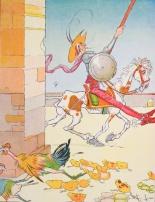 Don Quixote. by Lorioux, Felix (Illustrator)