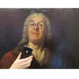 selfie museo