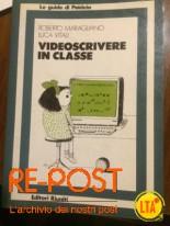 videoscrivere in classe